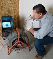 Video Camera Sewer Inspection Orange County CA